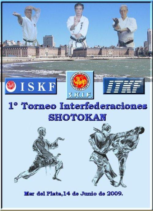 Afiche Torneo 14 Junio 2009