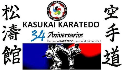 Barner Kasuro Dojo 34 Aniversario