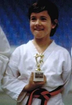 Natalia 8 años