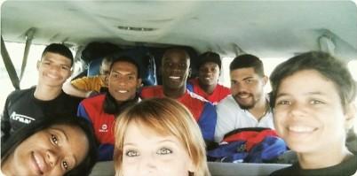 atletas dominicanos toronto