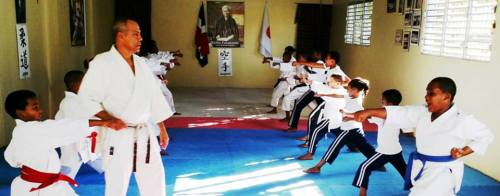 kasuro sensei karate dojo
